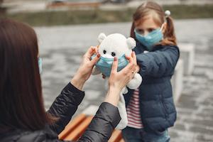 koronawirus kontakty z dzieckiem